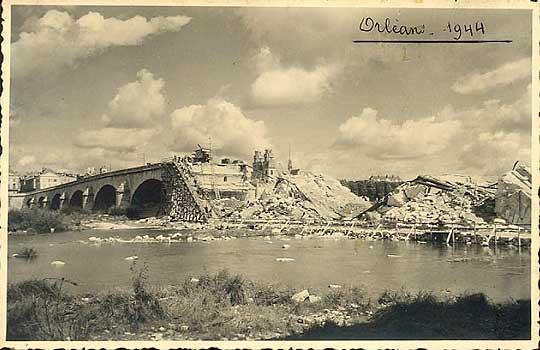 libération orleans 1944